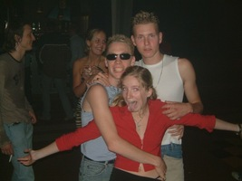 foto Super Marco May & Deepack's Birthday Party, 5 juli 2003, Hemkade, Zaandam #55363