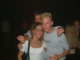 foto Super Marco May & Deepack's Birthday Party, 5 juli 2003, Hemkade, Zaandam #55369