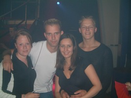 foto Super Marco May & Deepack's Birthday Party, 5 juli 2003, Hemkade, Zaandam #55388