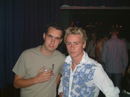 foto Super Marco May & Deepack's Birthday Party, 5 juli 2003, Hemkade, Zaandam #55426