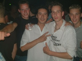 foto Super Marco May & Deepack's Birthday Party, 5 juli 2003, Hemkade, Zaandam #55461