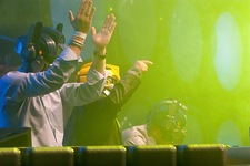 Foto's, Dirty Workz Deluxe, 28 november 2009, Lotto Arena, Antwerpen