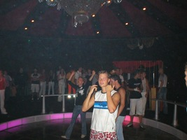 foto FFWD Afterparty, 9 augustus 2003, Ministry of Dance, Rotterdam #58520
