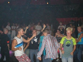 foto FFWD Afterparty, 9 augustus 2003, Ministry of Dance, Rotterdam #58521