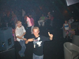 foto FFWD Afterparty, 9 augustus 2003, Ministry of Dance, Rotterdam #58530