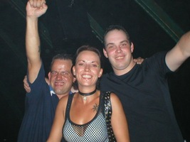 foto FFWD Afterparty, 9 augustus 2003, Ministry of Dance, Rotterdam #58538