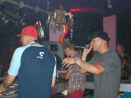 foto FFWD Afterparty, 9 augustus 2003, Ministry of Dance, Rotterdam #58542