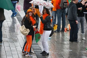foto Absolutely Queensday, 30 april 2010, Van Heekplein, Enschede #585513