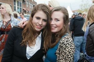 foto Absolutely Queensday, 30 april 2010, Van Heekplein, Enschede #585525