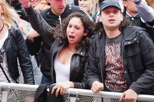 foto Absolutely Queensday, 30 april 2010, Van Heekplein, Enschede #585540