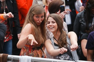 foto Absolutely Queensday, 30 april 2010, Van Heekplein, Enschede #585543