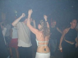 foto FFWD Afterparty, 9 augustus 2003, Ministry of Dance, Rotterdam #58557