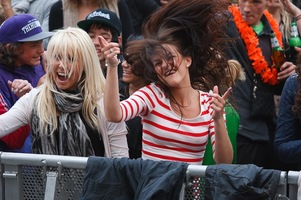 foto Absolutely Queensday, 30 april 2010, Van Heekplein, Enschede #585577