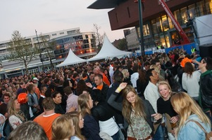 foto Absolutely Queensday, 30 april 2010, Van Heekplein, Enschede #585586
