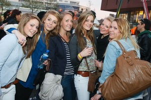 foto Absolutely Queensday, 30 april 2010, Van Heekplein, Enschede #585588