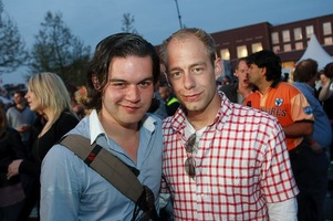 foto Absolutely Queensday, 30 april 2010, Van Heekplein, Enschede #585608