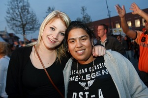 foto Absolutely Queensday, 30 april 2010, Van Heekplein, Enschede #585611