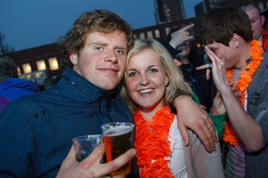 foto Absolutely Queensday, 30 april 2010, Van Heekplein, Enschede #585621