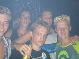 foto FFWD Afterparty, 9 augustus 2003, Ministry of Dance, Rotterdam #58563