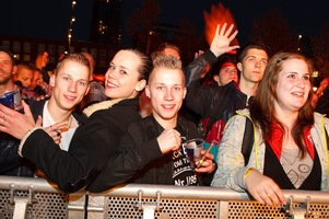 foto Absolutely Queensday, 30 april 2010, Van Heekplein, Enschede #585646