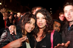 foto Absolutely Queensday, 30 april 2010, Van Heekplein, Enschede #585663