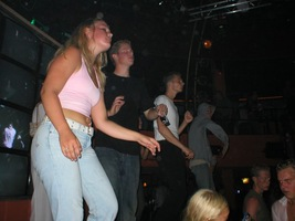 foto FFWD Afterparty, 9 augustus 2003, Ministry of Dance, Rotterdam #58567