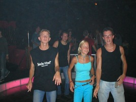 foto FFWD Afterparty, 9 augustus 2003, Ministry of Dance, Rotterdam #58571