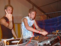 Foto's, Hardventure, 16 augustus 2003, The Bridge, Meppen