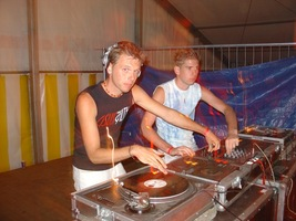 foto Hardventure, 16 augustus 2003, The Bridge, Meppen #58720