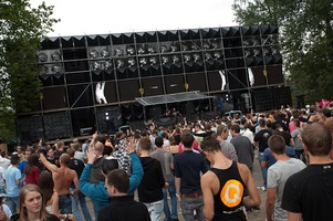 foto The Qontinent, 15 augustus 2010, Puyenbroeck, Wachtebeke #610549