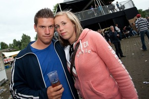 foto The Qontinent, 15 augustus 2010, Puyenbroeck, Wachtebeke #610621