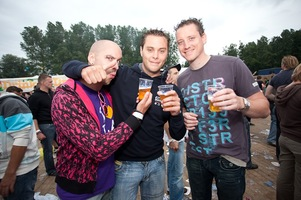 foto The Qontinent, 15 augustus 2010, Puyenbroeck, Wachtebeke #610669
