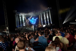 foto The Qontinent, 15 augustus 2010, Puyenbroeck, Wachtebeke #610677