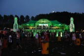 A Campingflight to Lowlands Paradise 2010 foto