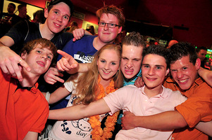 foto Queensdaycore, 30 april 2011, Dynamo, Eindhoven #653044