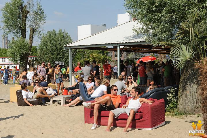 Photo Openingsfeest Strand Oog In Al 8 Mai 2011 Soia Strand Oog