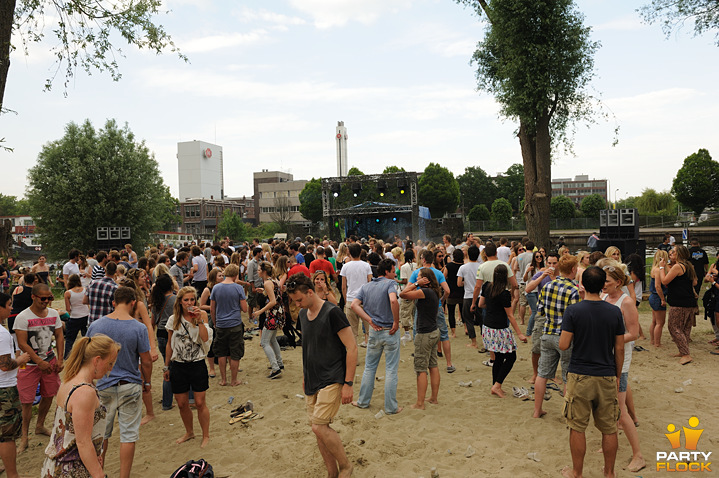 Foto Openingsfeest Strand Oog In Al 8 Mei 2011 Soia Strand Oog