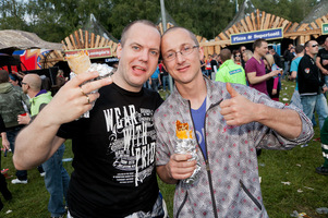 foto Ground Zero Festival, 11 juni 2011, Recreatieplas Bussloo, Bussloo #660893