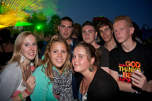 foto The Qontinent, 14 augustus 2011, Puyenbroeck, Wachtebeke #671949
