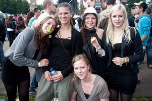 foto The Qontinent, 14 augustus 2011, Puyenbroeck, Wachtebeke #671989