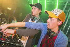 Foto's, Student Sounds, 24 november 2011, Willem II Stadion, Tilburg