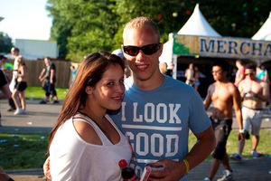 foto The Qontinent, 11 augustus 2012, Puyenbroeck, Wachtebeke #726550
