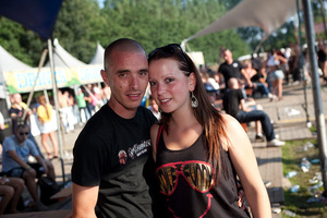 foto The Qontinent, 11 augustus 2012, Puyenbroeck, Wachtebeke #726604