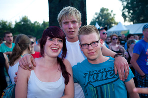 foto The Qontinent, 11 augustus 2012, Puyenbroeck, Wachtebeke #726622