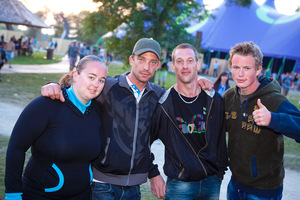 foto The Qontinent, 11 augustus 2012, Puyenbroeck, Wachtebeke #726647