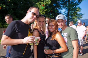 foto The Qontinent, 11 augustus 2012, Puyenbroeck, Wachtebeke #726655