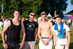 foto The Qontinent, 11 augustus 2012, Puyenbroeck, Wachtebeke #726659