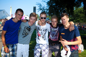 foto The Qontinent, 11 augustus 2012, Puyenbroeck, Wachtebeke #726671