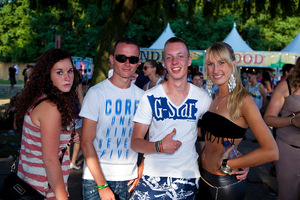 foto The Qontinent, 11 augustus 2012, Puyenbroeck, Wachtebeke #726720