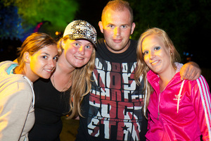 foto The Qontinent · Camping Pre Party, 10 augustus 2012, Puyenbroeck, Wachtebeke #728038
